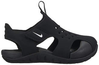 31f2f3a512 ... authentic at jcpenney nike sunray protect 2 boys strap sandals toddler  e127f 59c39