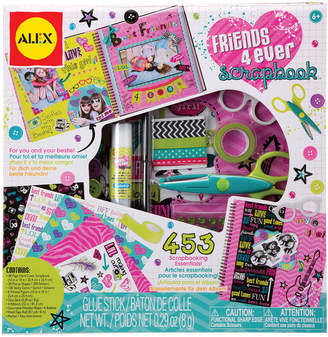 Alex Craft Friends 4 Ever Scrapbook