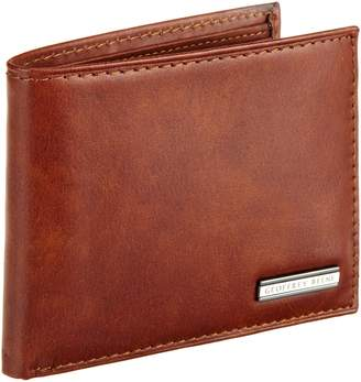 Geoffrey Beene Men's Messina Passcase Billfold