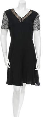 Jason Wu Silk Dress w/ Tags Black Silk Dress w/ Tags