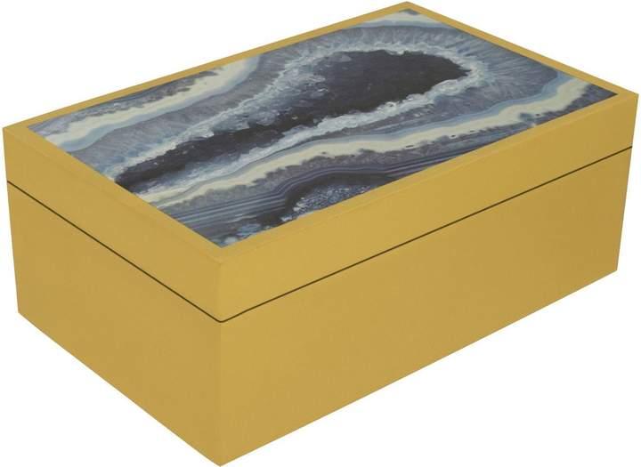 Agate goldy - Box - mehrfarbig