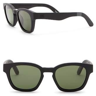Toms 51mm Traveler Bowery Sunglasses