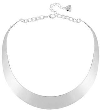 Robert Lee Morris SOHO Half Moon Collar Necklace