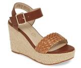 BC Footwear Peonies Vegan Espadrille Wedge Sandal