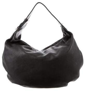 Marc Jacobs Leather Hobo
