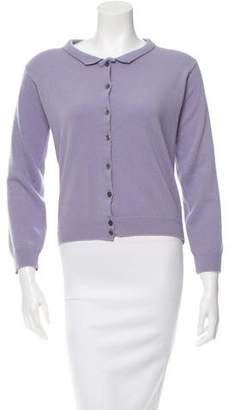 Marc Jacobs Wool & Cashmere-Blend Cardigan