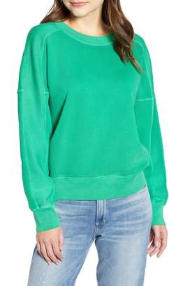 Stateside Neon Pullover