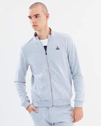 Le Coq Sportif Essentials Full-Length Zip-Up Jacket