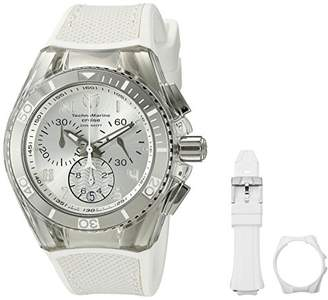 Technomarine 'Cruise California' Swiss Quartz Stainless Steel Casual Watch (Model: TM-115017)