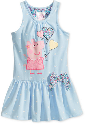 Nickelodeon's Peppa Pig Dress, Toddler & Little Girls (2T-6X) $38 thestylecure.com