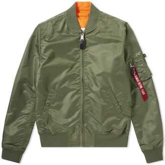 Alpha Industries MA-1 VF LW USAF Jacket