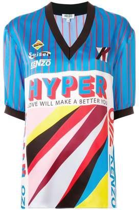 Kenzo Hyper logo T-shirt