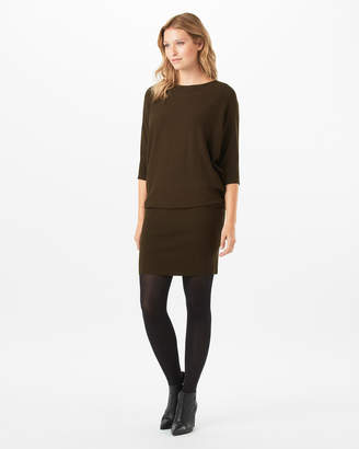 Phase Eight Dip Dye Becca Batwing Dress
