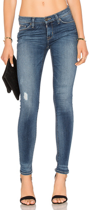 Hudson Jeans Krista Super Skinny $198 thestylecure.com