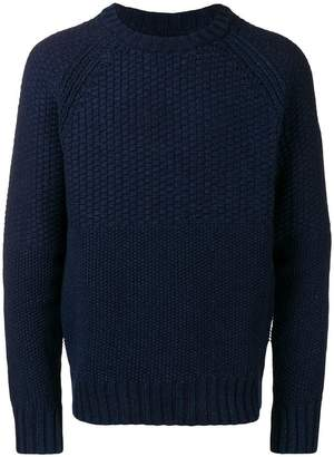 Levi's Made & Crafted LMC fisherman jumper