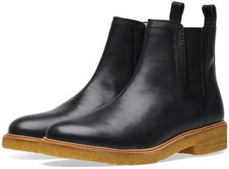 Zespà Veg Tan Leather Chelsea Boot