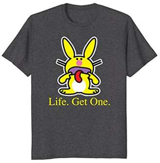 Ripple Junction It's Happy Bunny Life. Get one.