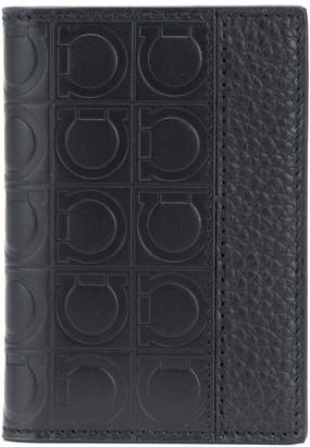 Salvatore Ferragamo Firenze foldover wallet