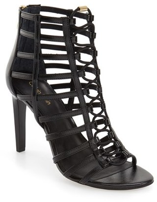 Women's Calvin Klein 'Nira' Cage Sandal $159.95 thestylecure.com