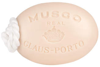 Musgo Real Orange Amber Soap on a Rope, 6.7 oz.
