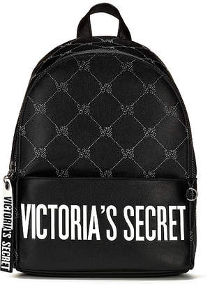 Victoria's Secret Victorias Secret Monogram Small City Backpack