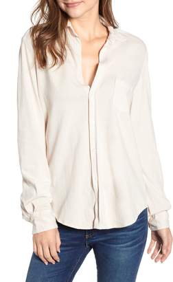 Frank And Eileen Eileen Jersey Button Front Shirt