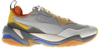Puma Select Thunder Spectra Multicolor Nylon& Leather Sneakers