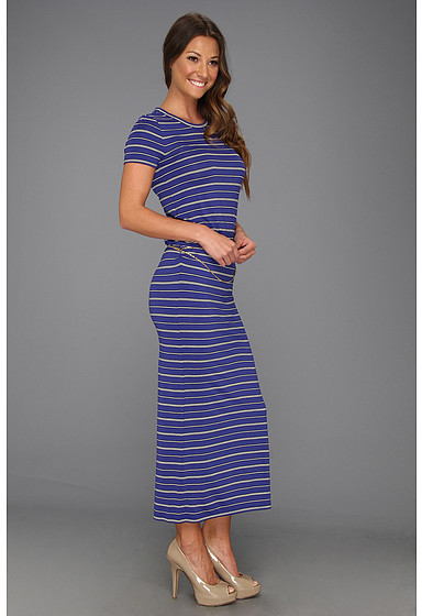Juicy Couture Stripe Sarah Dress