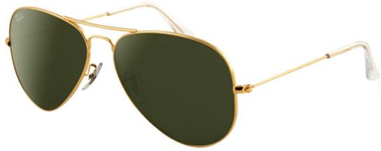 RAY-BAN Aviator Large Metal Sunglasses