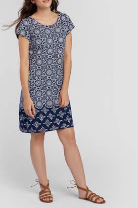 Hatley Shift Printed Dress