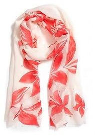 Tommy Hilfiger Women's Floral Scarf