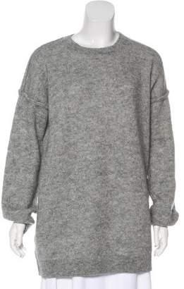 Golden Goose Mohair-Blend Knit Sweater w/ Tags