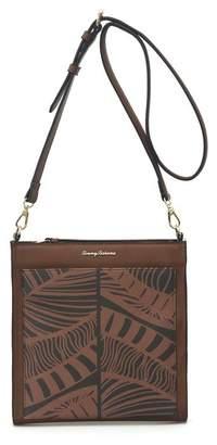 Tommy Bahama Drake Bay Leather Crossbody Bag