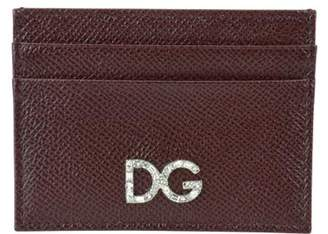 Dolce & Gabbana Logo Cards Holder