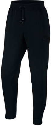 Nike Men's Air French Terry Sweatpants $90 thestylecure.com