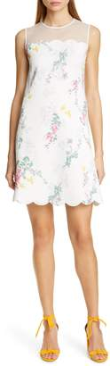 Ted Baker Cainey Sorbet Shift Dress