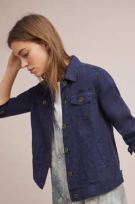 Michael Stars Linen Jacket