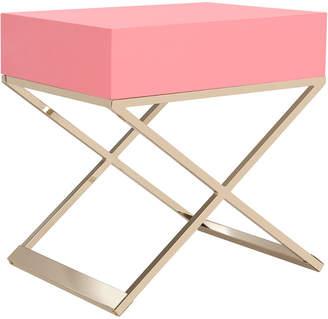 Safavieh Zarina Modern Cross Leg End Table