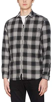 Jack and Jones Men's Jormirror Shirt Ls Casual