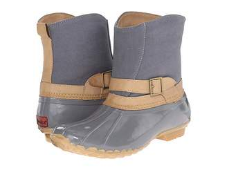 Chooka Canvas Step In Duck Boot Women's Rain Boots