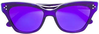 Cutler & Gross super cat-eye sunglasses
