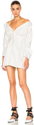 JACQUEMUS Shirt Dress $535 thestylecure.com
