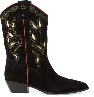 Ralph Lauren Makayla Cowboy Boot