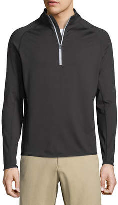 Peter Millar Men's Sydney Quarter-Zip Sweater