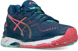 Asics Women's GEL-Kayano 23 Running Sneakers from Finish Line $160 thestylecure.com