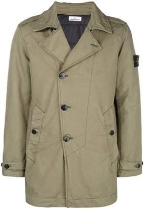 Stone Island lightweight trench coat