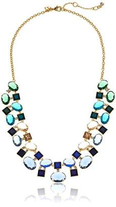 Carolee Pacific Gala Multi Stone Link Necklace