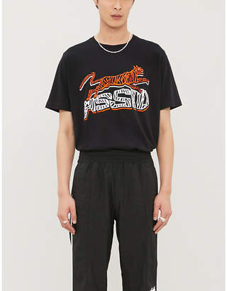 Selfridges Assid Le Tigre cotton-jersey T-shirt