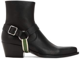 Calvin Klein 60mm Leather Western Boots