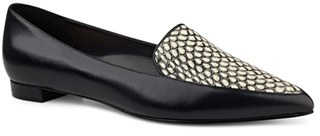 Nine West 'Abay' Pointy Toe Loafer (Women) $78.95 thestylecure.com